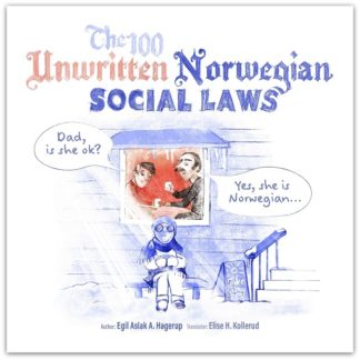 The 100 Unwritten Norwegian Social Laws | Book | Mondå Forlag