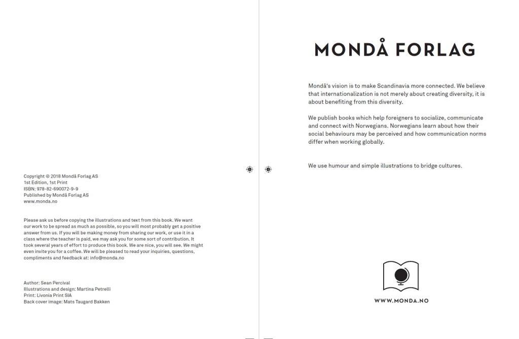Working with Norwegians | Copyright Mondå Forlag