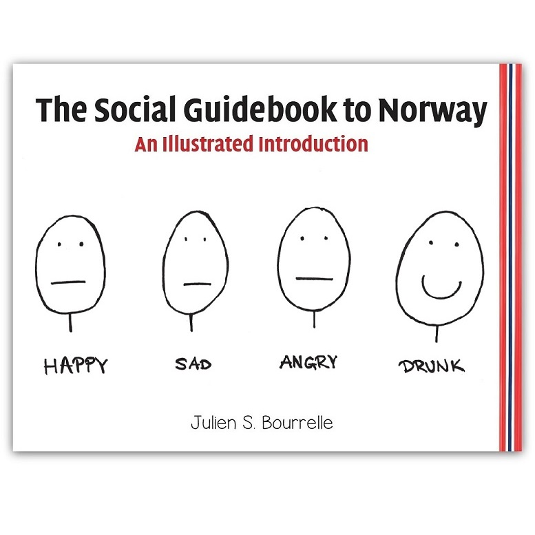 The social Guidebook to Norway | Book | By Julien S Bourrelle