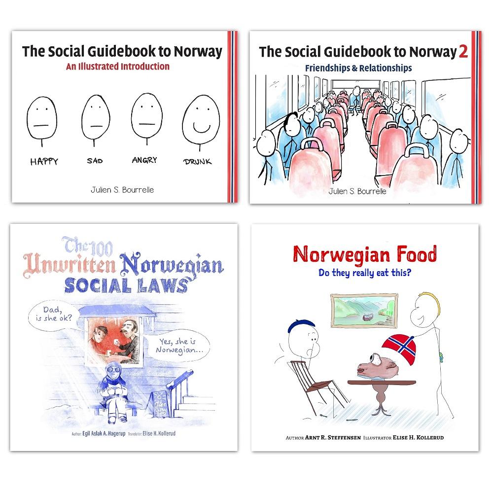 The Norwegian Toolkit (Books)