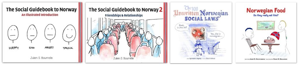 The Norwegian Toolkit | Books about the Norwegian culture