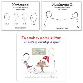 Bøker om den norske kultur