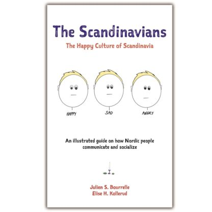 Book | The Scandinavians | The Scandinavian Culture | Julien S. Bourrelle | Mondå Forlag